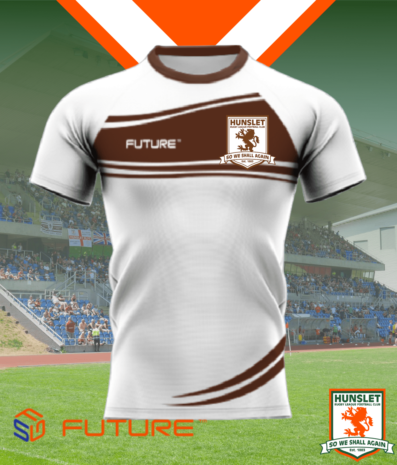 Future Training Shirt - White